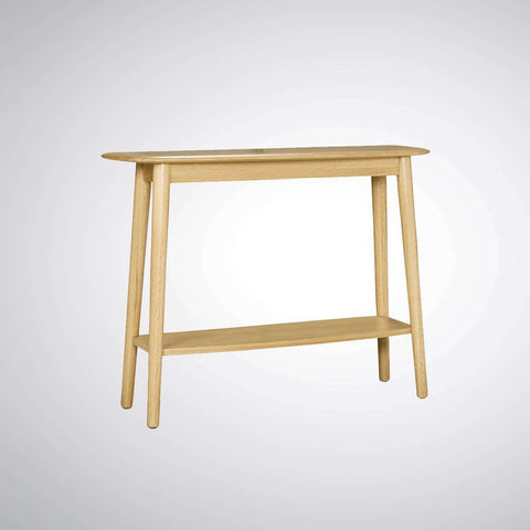 PRE ORDER Toledo Console Table With Shelf | Hall and Console Tables | The Design Store NZ