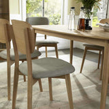 PRE ORDER Toledo Panel Back Dining Chair | Dining Chairs | The Design Store NZ