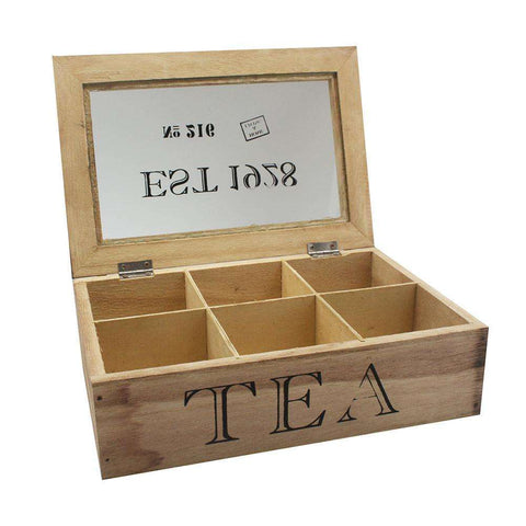 Tea Bag Holder Box 1928 | Kitchenware | The Design Store NZ
