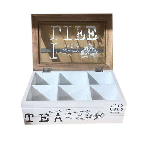 Tea Bag Holder Box | Kitchenware | The Design Store NZ