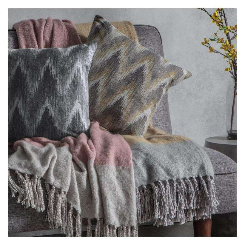 Tonal Mohair Throw | Throws | The Design Store NZ