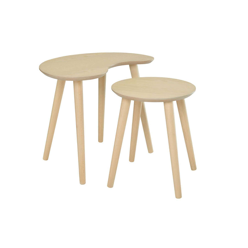 Valstad Nest of 2 Lamp Table | Side Tables | The Design Store NZ