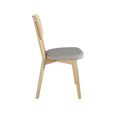 PRE ORDER Valstad Panel Chair | Dining Chairs | The Design Store NZ