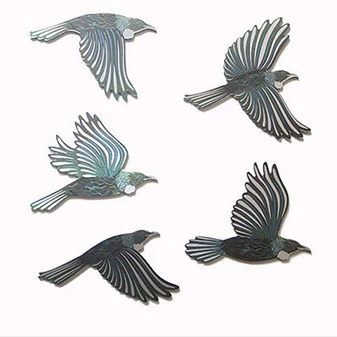 Wall Art Tui Birds | Wall Art | The Design Store NZ