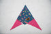 Bandanas - Dog Bandana - Spring Rose Double Sided Bandana | LuxyPaws Pet Boutique