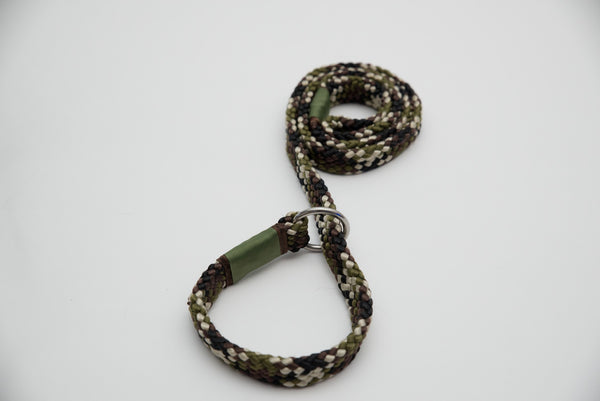 Leashes - Training Leashes - Camouflage Training Collar | LuxyPaws Pet Boutique