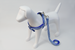 Harnesses - Dog Harness - LuxyBlue Harness by Pizael | LuxyPaws Pet Boutique