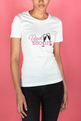 Bad & Boozie Bridal Tee