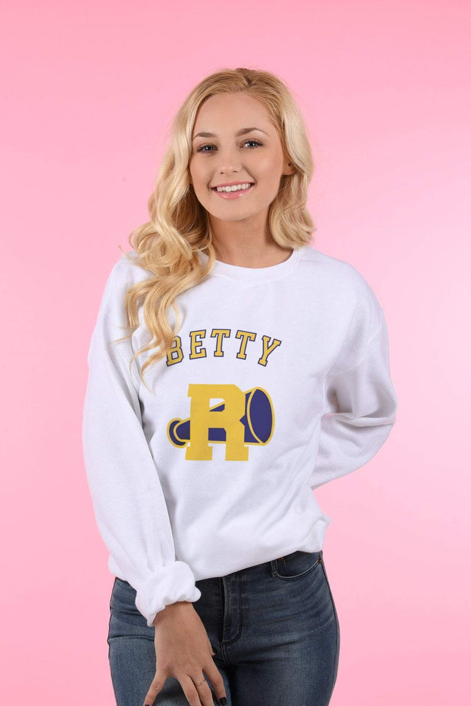 betty river vixen crew neck