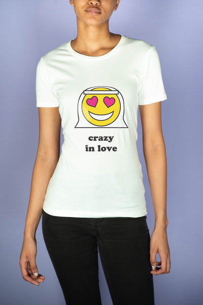 Crazy in Love Bride Tee