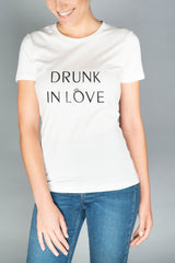 Drunk In Love Bridal Tee