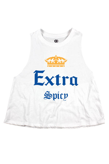 Extra Spicy Cropped Tank