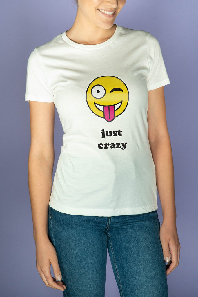 Just Crazy Bridesmaid Tee