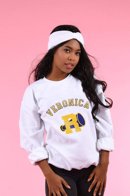veronica river vixen crew neck