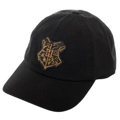 Harry Potter Hat w/ Hogwarts Crest