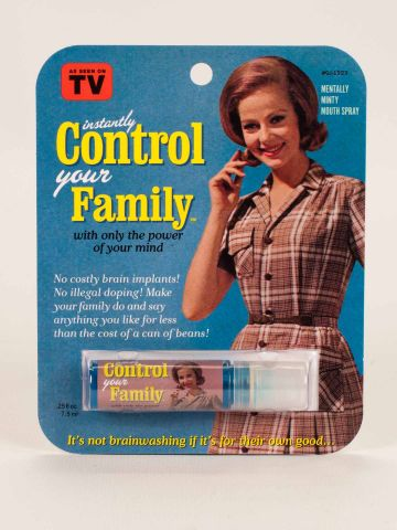 Control Your Family Breath Spray