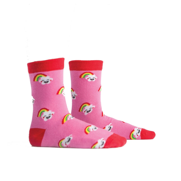 Kawaii Not Rainbow Socks