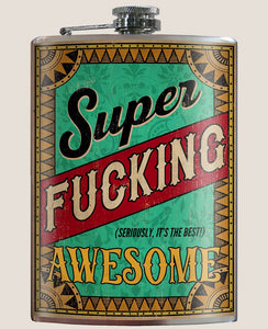 Super Fucking Awesome Flask