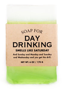 Day Drinking Soap