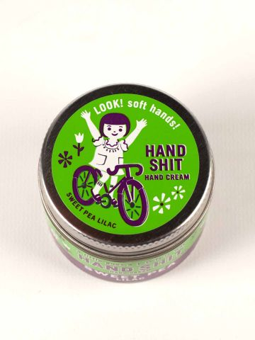 Sweet Pea Lilac Hand Shit Hand Cream