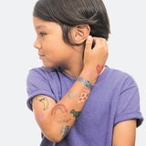 Kids Mix 3 Tattoo