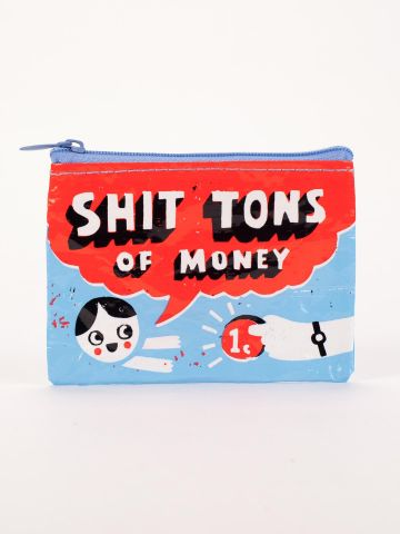 Shit Tons of Money Coin Purse