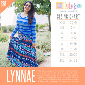 LuLaRoe Long Sleeve