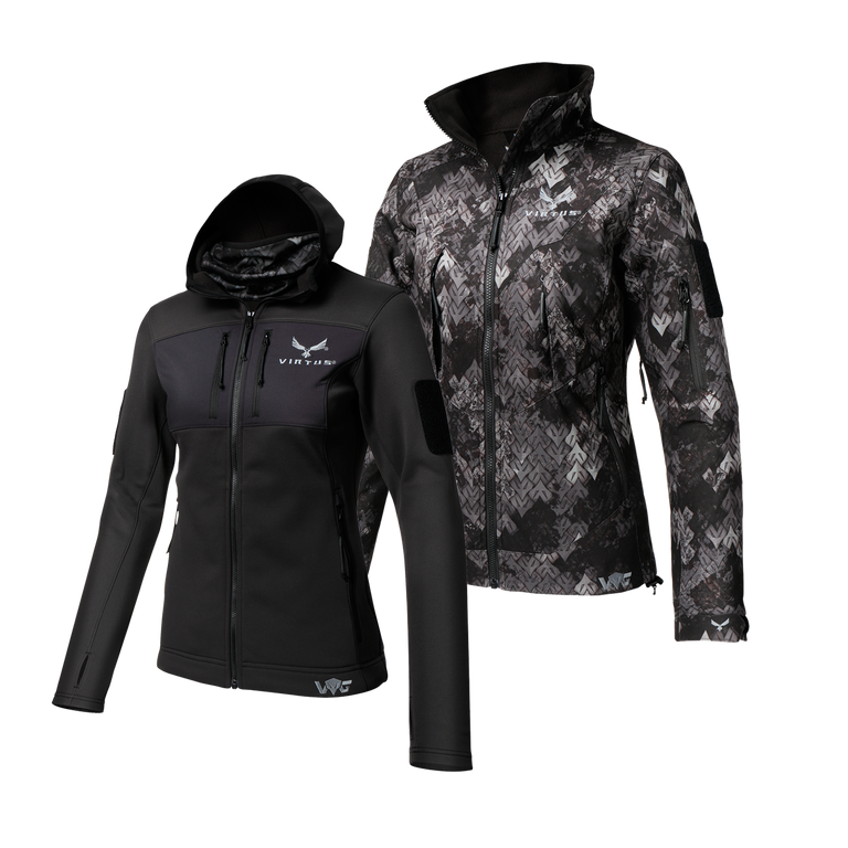 2-Pack Helios  Astraes - Women's Tactical Jackets