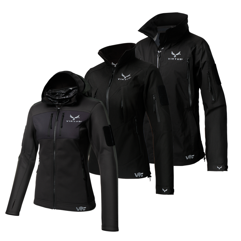 3-PACK Helios Astreas Proteus - Women's Tactical Jackets