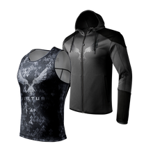 2-Pack Assault-Hoodie Wood-Tank