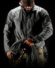 Astraes fleece Jacket -- for Tactical Teams, Outdoors , Athletes - David Favs