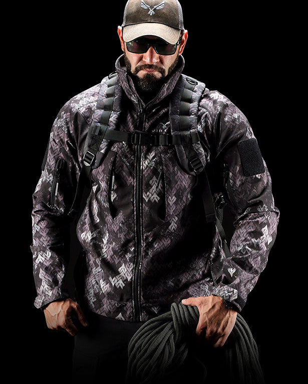 Astraes fleece Jacket -- for Tactical Teams, Outdoors , Athletes - Men's