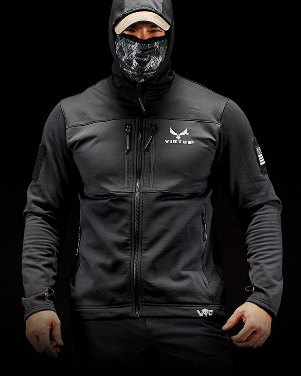 Helios Hoodie Jacket -- for Tactical Teams, Outdoors , Athletes - Men's Virtus Advent Calendar