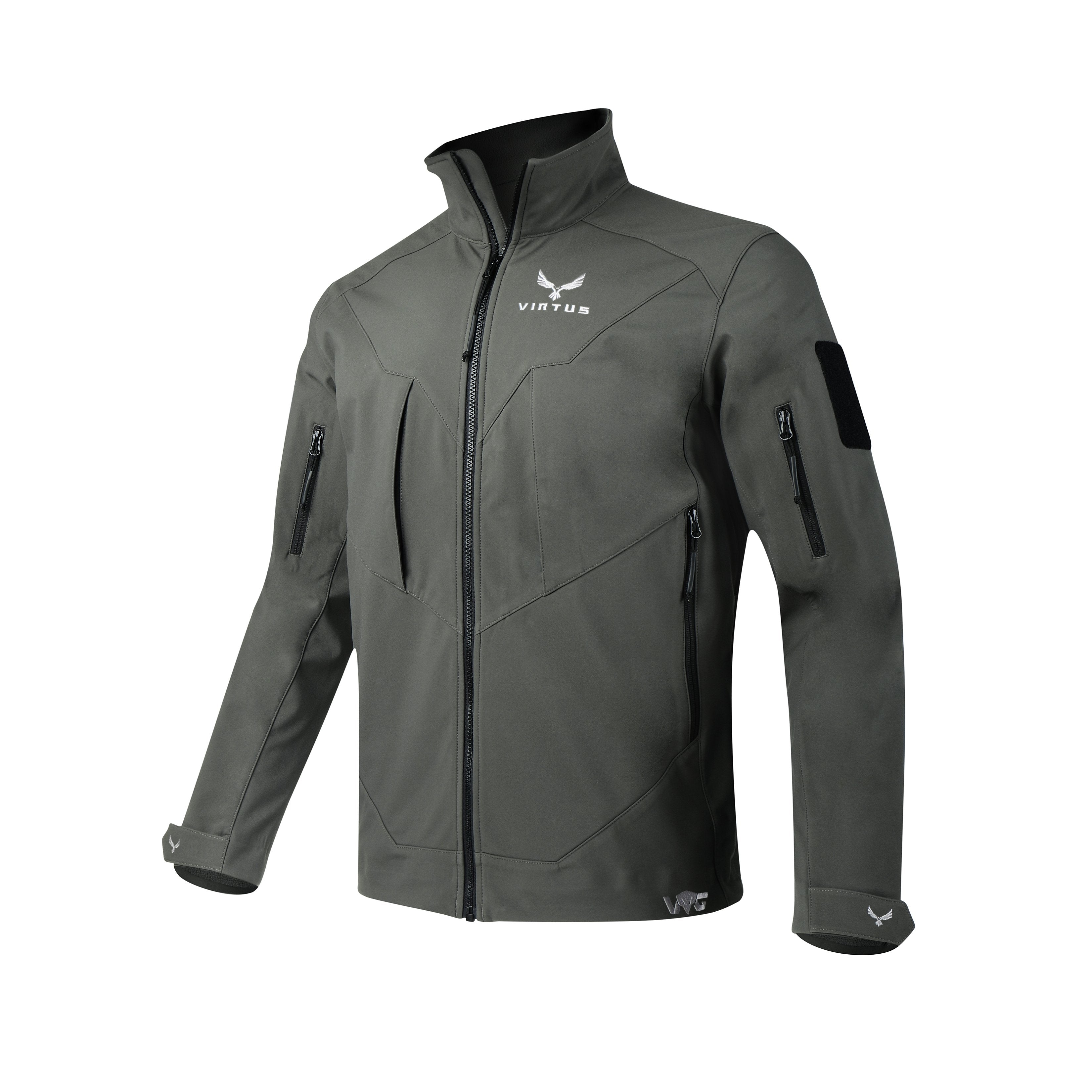 LEAF-Astraes fleece Jacket -- for Tactical Teams, Outdoors , Athletes