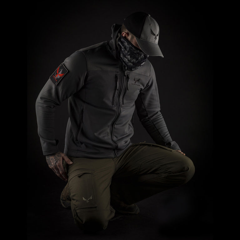 LEAF-Helios Hoodie Jacket -- for Tactical Teams, Outdoors , Athletes - Men's