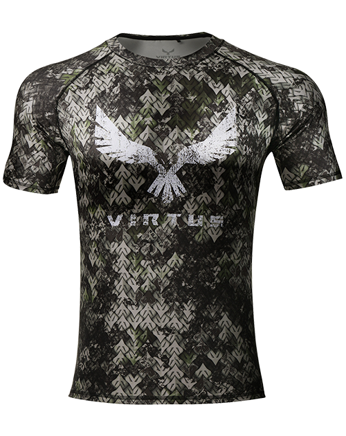 Rocky Athletic Short Sleeve Shirt - Men's