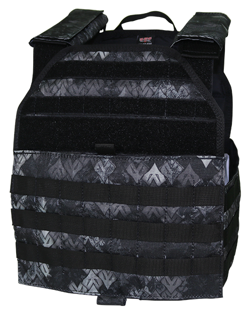 Plate Carrier Stacker