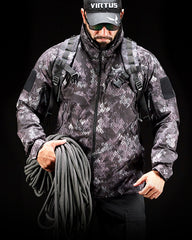 Proteus all weather Jacket for Tactical Teams, Outdoors , Athletes - David Favs