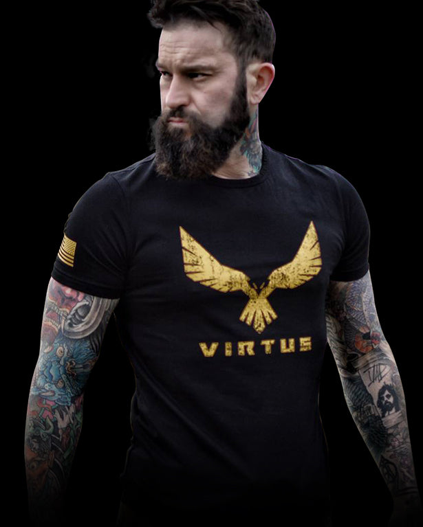 Invictus Short Sleeve T-shirt - Men's  •  Lifestyle