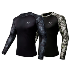 2-Pack Tyton Athletic LS-Shirt