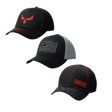 3-Pack Virtus Caps