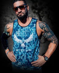 Wood  Athletic  Tank - David Favs