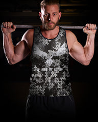 Wood  Athletic  Tank - Tim Favs