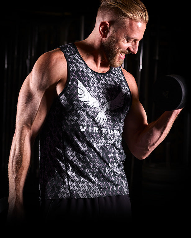 Wood  Athletic  Tank - Men's