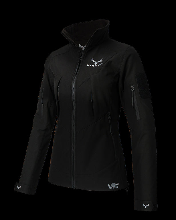 Astraes fleece Jacket -- for Tactical Teams, Outdoors , Athletes - Women's 3 Layer Jacket