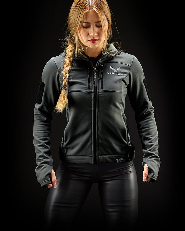 Helios hoodie Jacket -- for Tactical Teams, Outdoors , Athletes - Women's 3 Layer Jacket