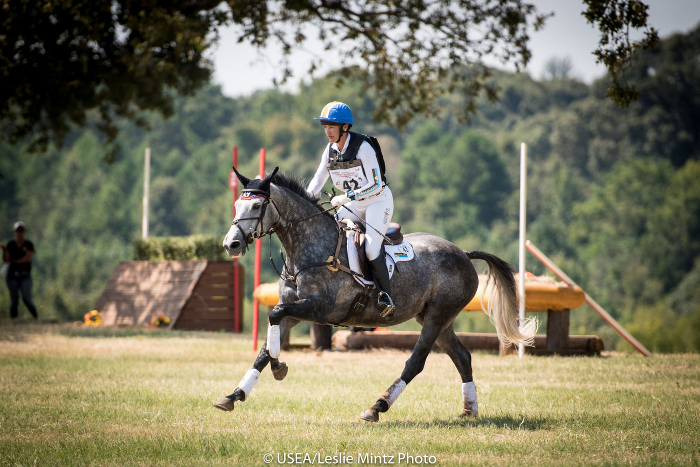 The Race to Le Lion: Fleeceworks Royal Flies to France for the FEI World Breeding Eventing Championships