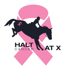 Pads with Purpose Halt Cancer @ X