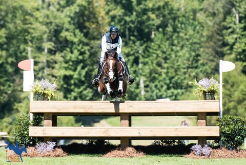 Is Fleeceworks Rider Matt Brown Eventing's Tim Ferriss?