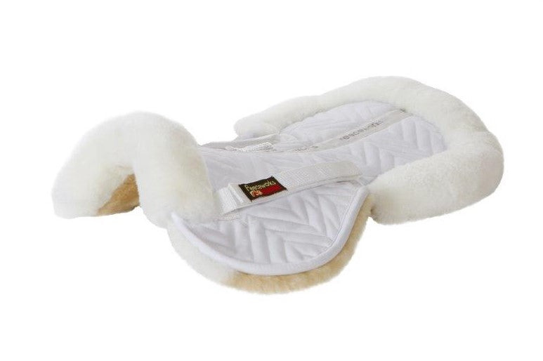 Sheepskin Classic Original Halfpad with Rolled Edge Pony All Purpose (Pony)